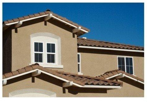 Pintura exterior consejos para pintar el exterior de nuestra casa decocasa - Pinturas para exterior ...