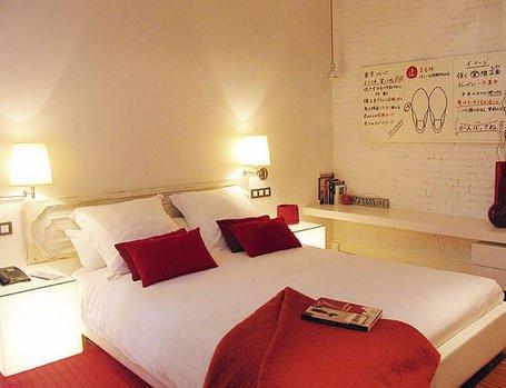 Consejos para iluminar el dormitorio decocasa - Lamparas de habitacion de matrimonio ...