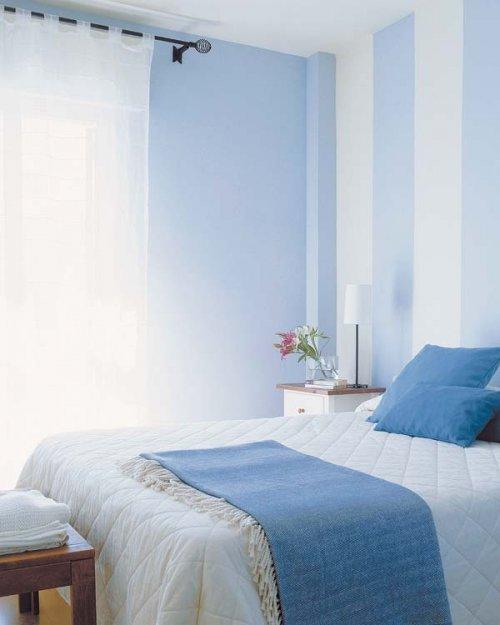Dormitorios paredes principales sin respaldo decocasa - Camas sin cabecero ...
