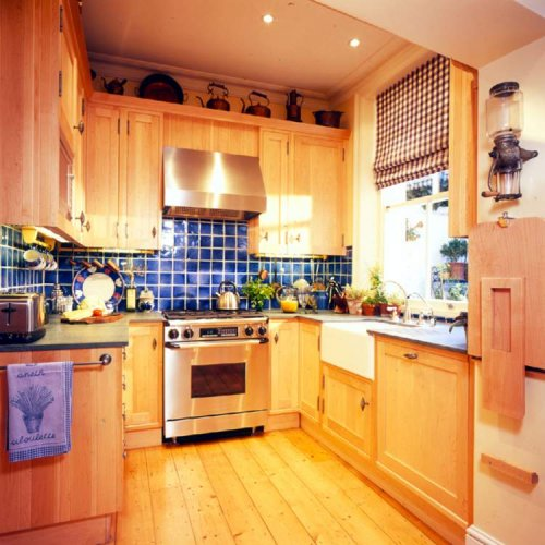 Pisos de madera tipos y atributos decocasa - Tipos de piso para cocina ...
