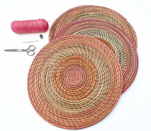 Hazlo tu mismo alfombra r stica decocasa - Alfombras rusticas ...