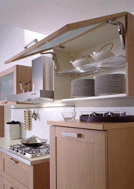 Cocina muebles que ayudan al orden decocasa - Alacenas de cocinas ...