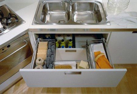 Cocina muebles que ayudan al orden decocasa - Ordenar armarios cocina ...