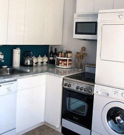 El lavadero en la cocina decocasa for Lavaderos de cocina