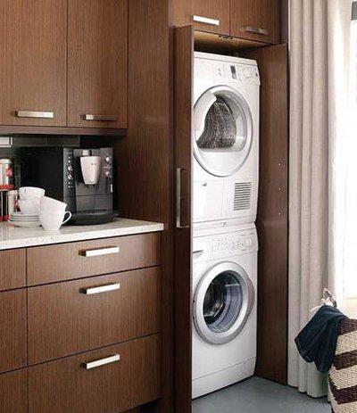 El lavadero en la cocina decocasa for Cocina y lavadero integrados