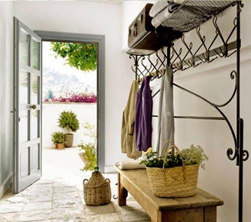 Decoracion y dise o decoraci n living decocasa estilo campo - Recibidores de diseno italiano ...