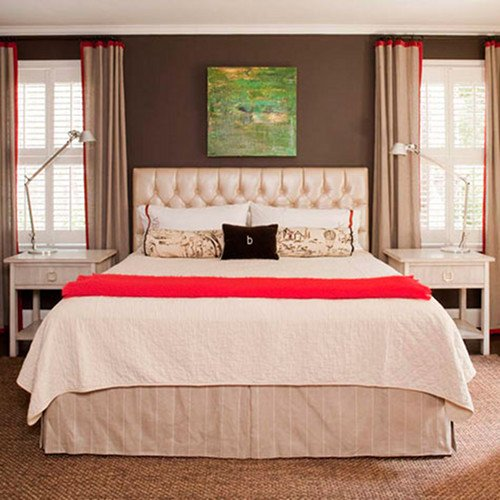 marron dormitorio