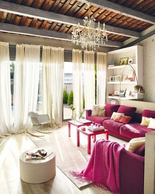 cortinas claras