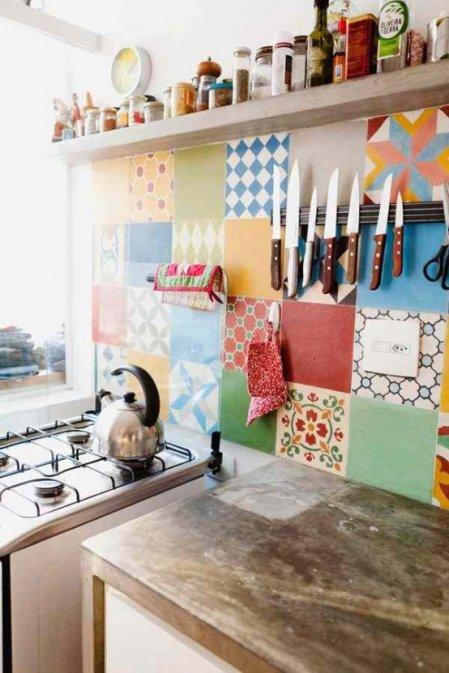 Baños Estilo Marroqui:Los baños y lavaderos también pueden adquirir estilo propio si