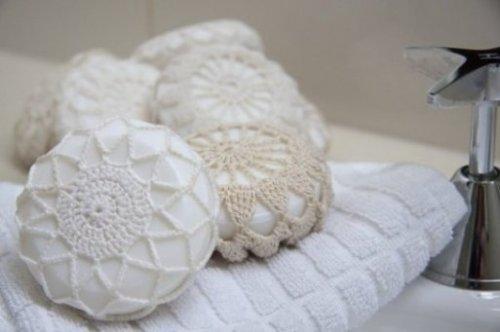 crochet almohadon