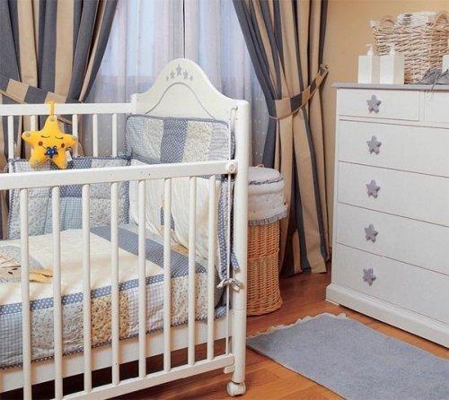 Decora el dormitorio del beb decocasa - Muebles para habitacion de bebe ...