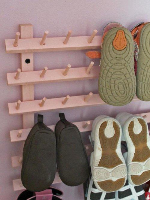 zapatos estantes 2