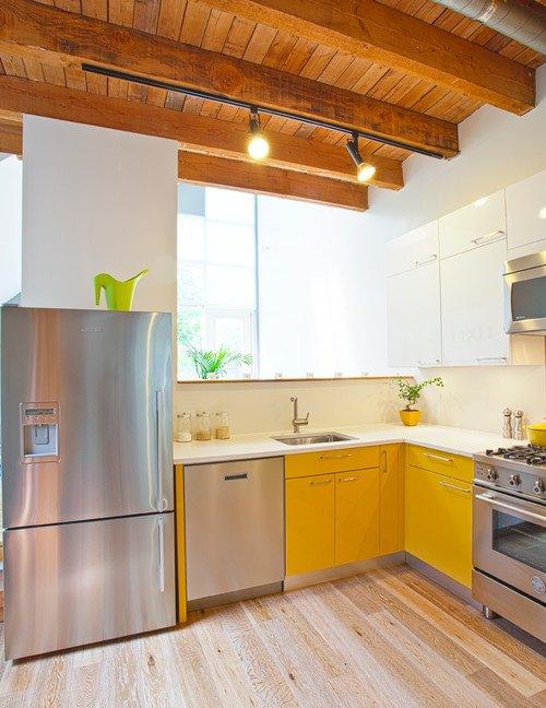 amarillo cocina