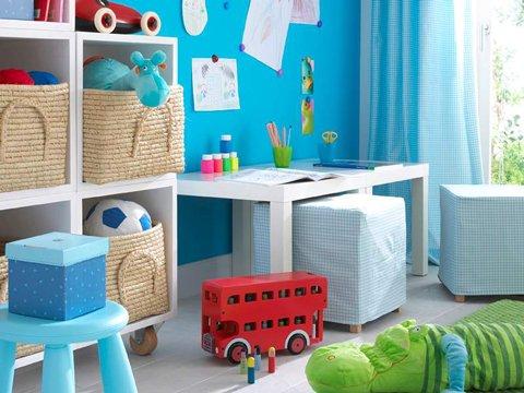 Deco infantil a guardar cada cosa en su lugar decocasa - Guarda juguetes bano ...