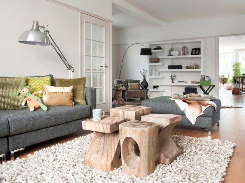 mueble madera liviana