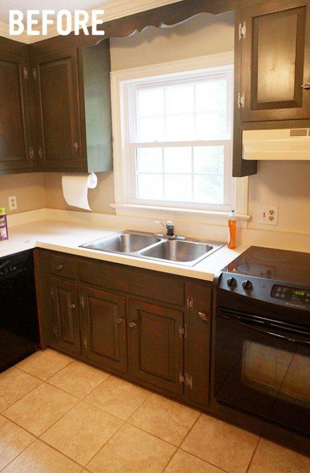 Cambiar cocina sin obras trendy podemos reformar su - Cambiar suelo cocina sin quitar muebles ...