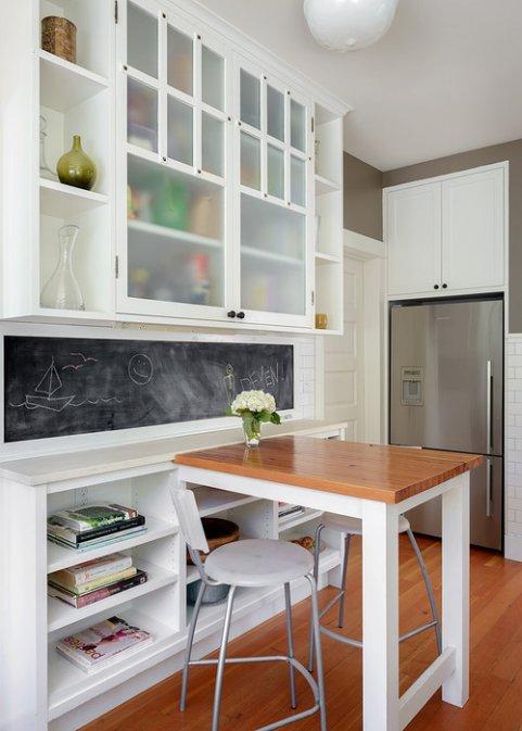 escritorio cocina