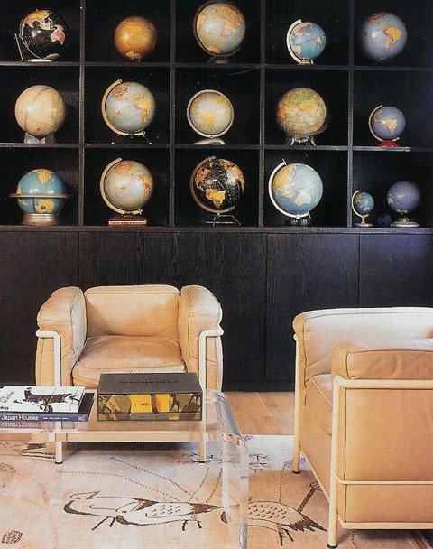 globos mueble
