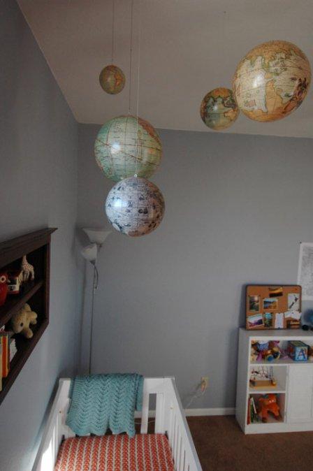globos techo