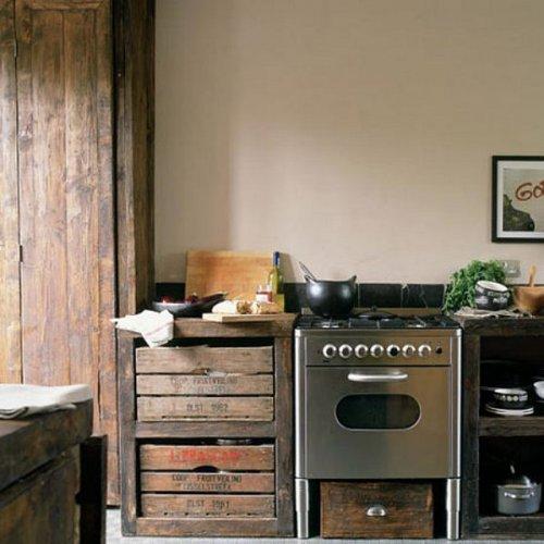 cocina cajon