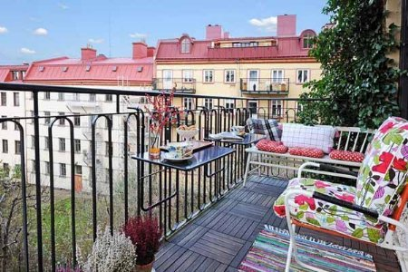terraza banda