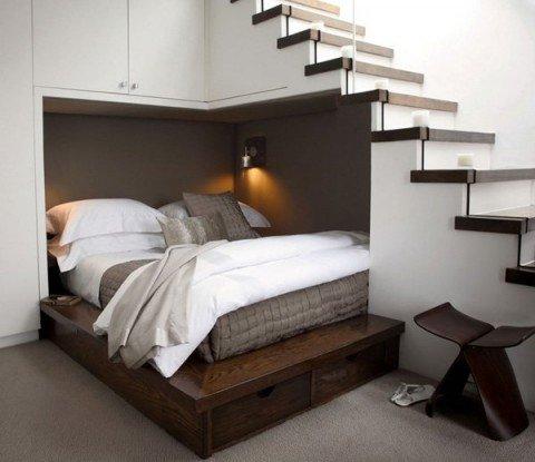 dorm escalera