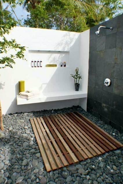ducha banco