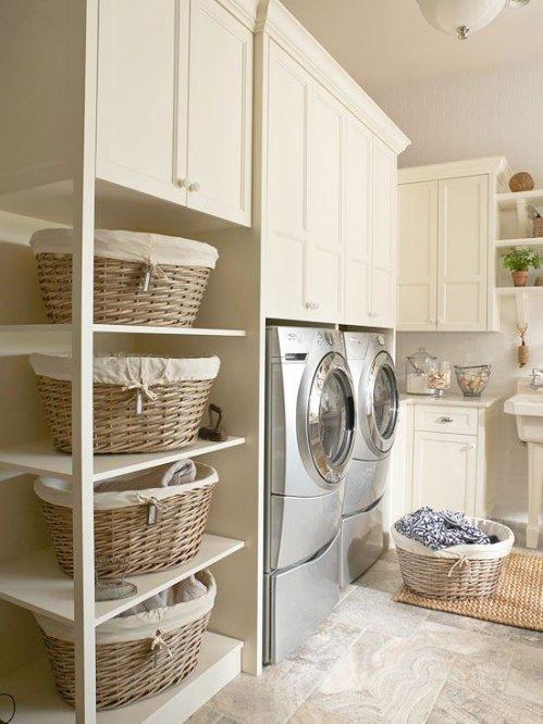 Ideas para el lavadero decocasa for Decorar lavaderos pequenos