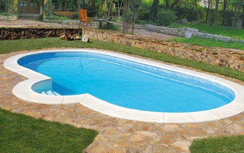 Tips para construir una piscina en casa decocasa for Hacer una piscina en casa