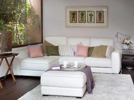 Tipos de sof decocasa for Tresillos modernos