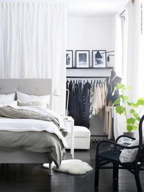 cortinas vestidor