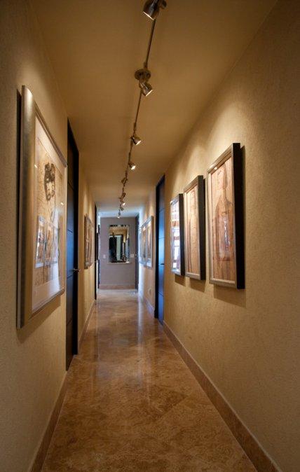 Ideas para decorar pasillos estrechos decocasa Ideas para decorar pasillos