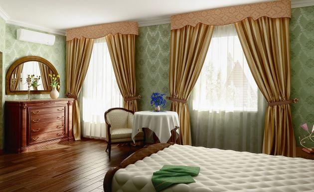 Dormitorio c mo elegir las cortinas adecuadas decocasa - Como elegir cortinas ...