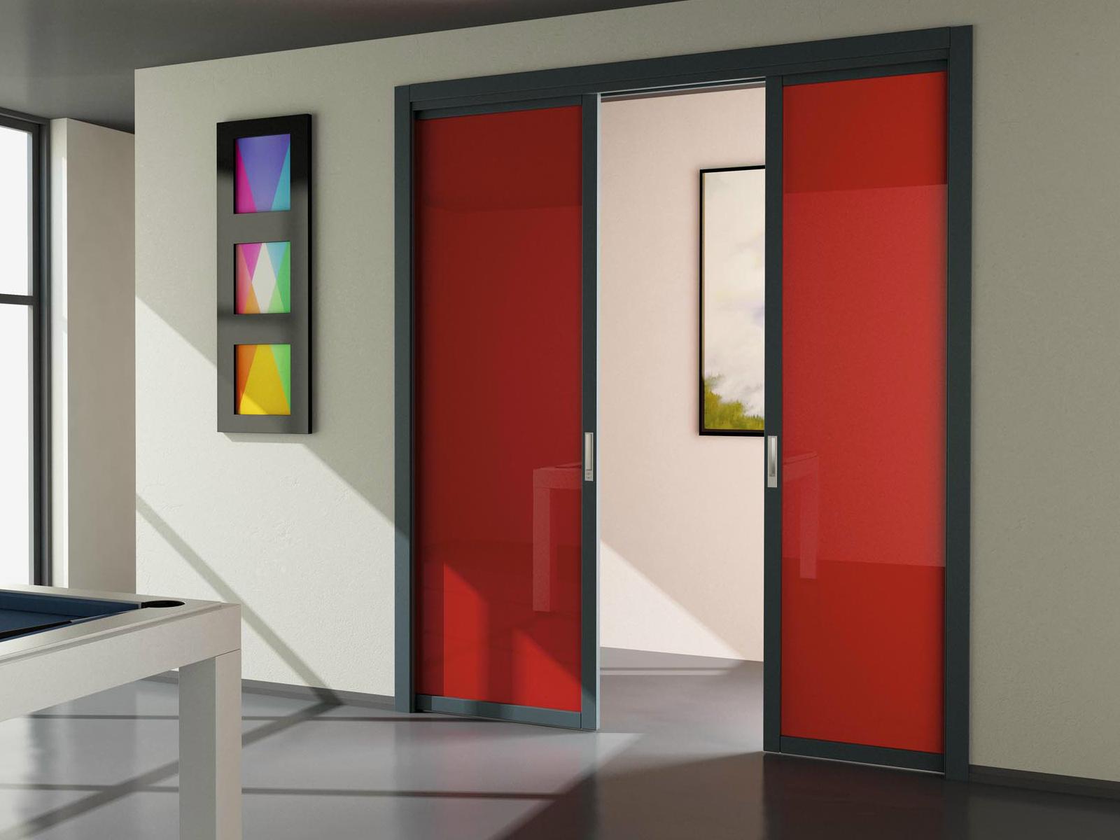 Puertas corredizas consejos y ventajas decocasa for Puerta corrediza de madera