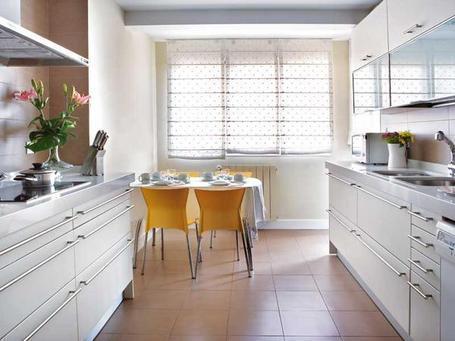Decotips c mo distribuir la cocina decocasa for Diseno cocinas paralelo