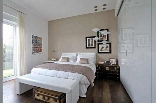 5 tips para lograr un dormitorio relajante decocasa for Habitacion matrimonio gris