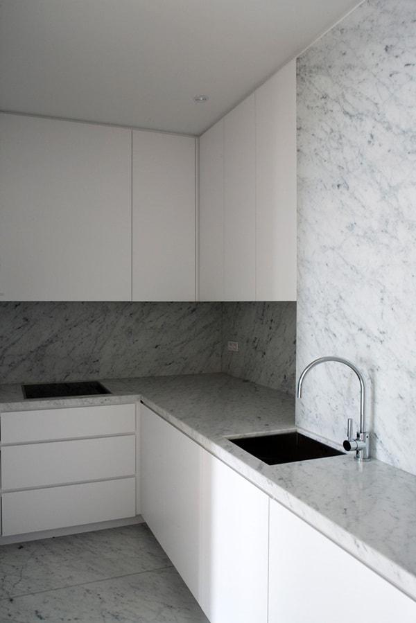 Pisos para cocina colores modernos para cocinas pleasant for Cocinas para pisos pequenos