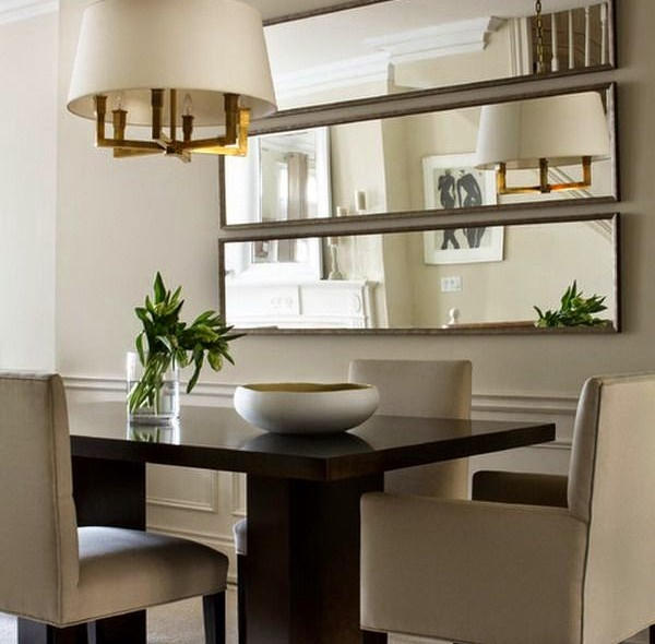 Living y comedor decocasa for Decoracion living comedor chico