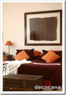 Foto Dormitorio con Baul