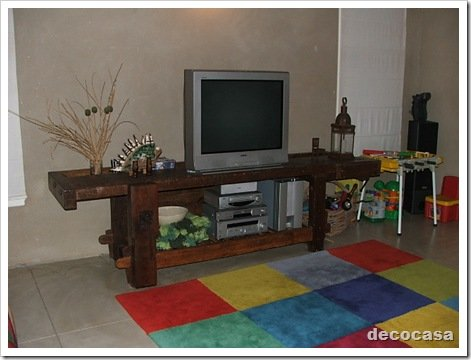 Foto Playroom Porta TV