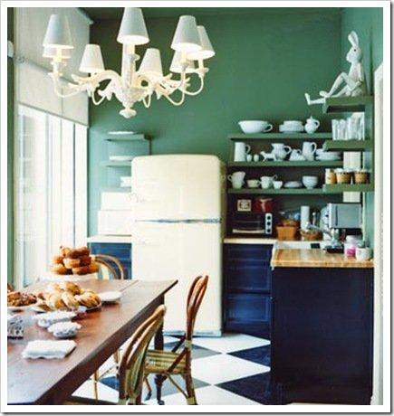 Foto Cocina Drew Barrymore